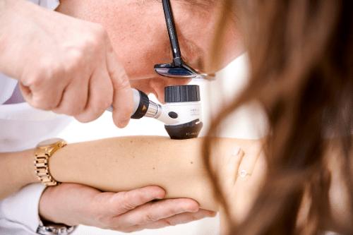 Dermatologia ogólna - leczenie