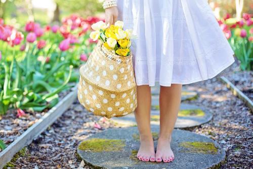 Zadbaj o skórę na wiosnę